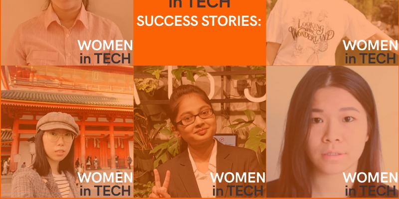 女性の理系外国人学生に特化したジョブフェア「WOMEN in TECH」を2021年2月24、25日の2日間に渡り開催