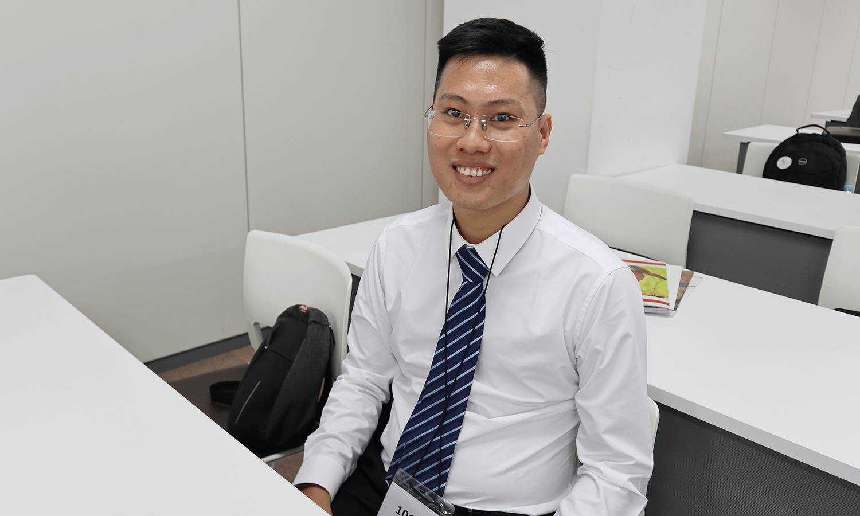 ハノイ工科大学・機械工学専攻の学生に聞く、ベトナムの教育&就職事情