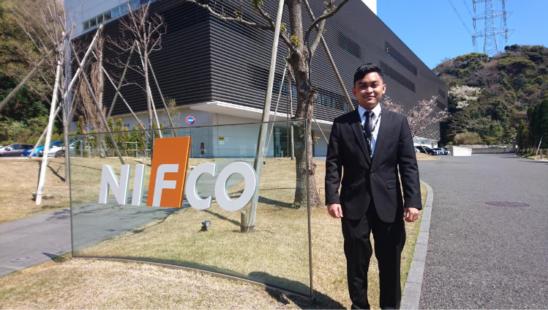 マレーシア工科大学のキャリアセンターHPで「Study Go Work JAPAN」の内定者が紹介されました