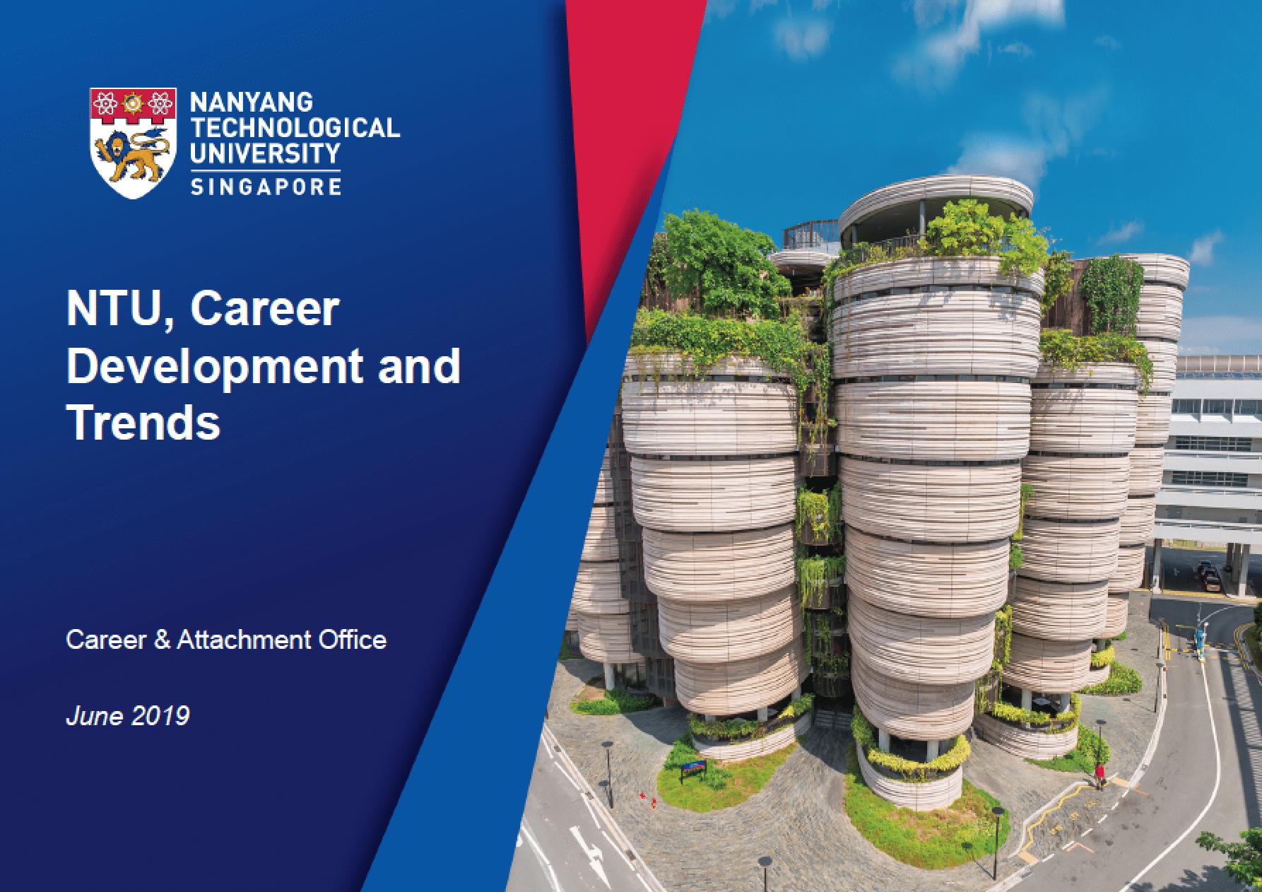 高い年収を提示するだけでは不十分。シンガポール・NTU(南洋理工大学)の学生が仕事探しで重視する4つのこと